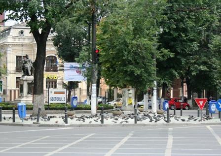Piata Rosetti din Bucuresti = Noua San Marco din Venetia!
